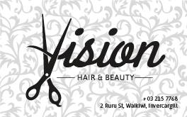 Vision Hair & Beauty